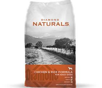 Diamond Naturals Adulto Razas Medianas-Grandes Pollo y Arroz (Medium-Large Breed Adult Dog C&R)