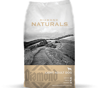 Diamond Naturals Light Para Perros con Sobrepeso Sabor Cordero y Arroz (Light L&R)