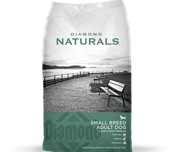 Diamond Naturals Adulto Razas Pequeña Sabor Cordero y Arroz (Small Breed Adult Dog L&R)